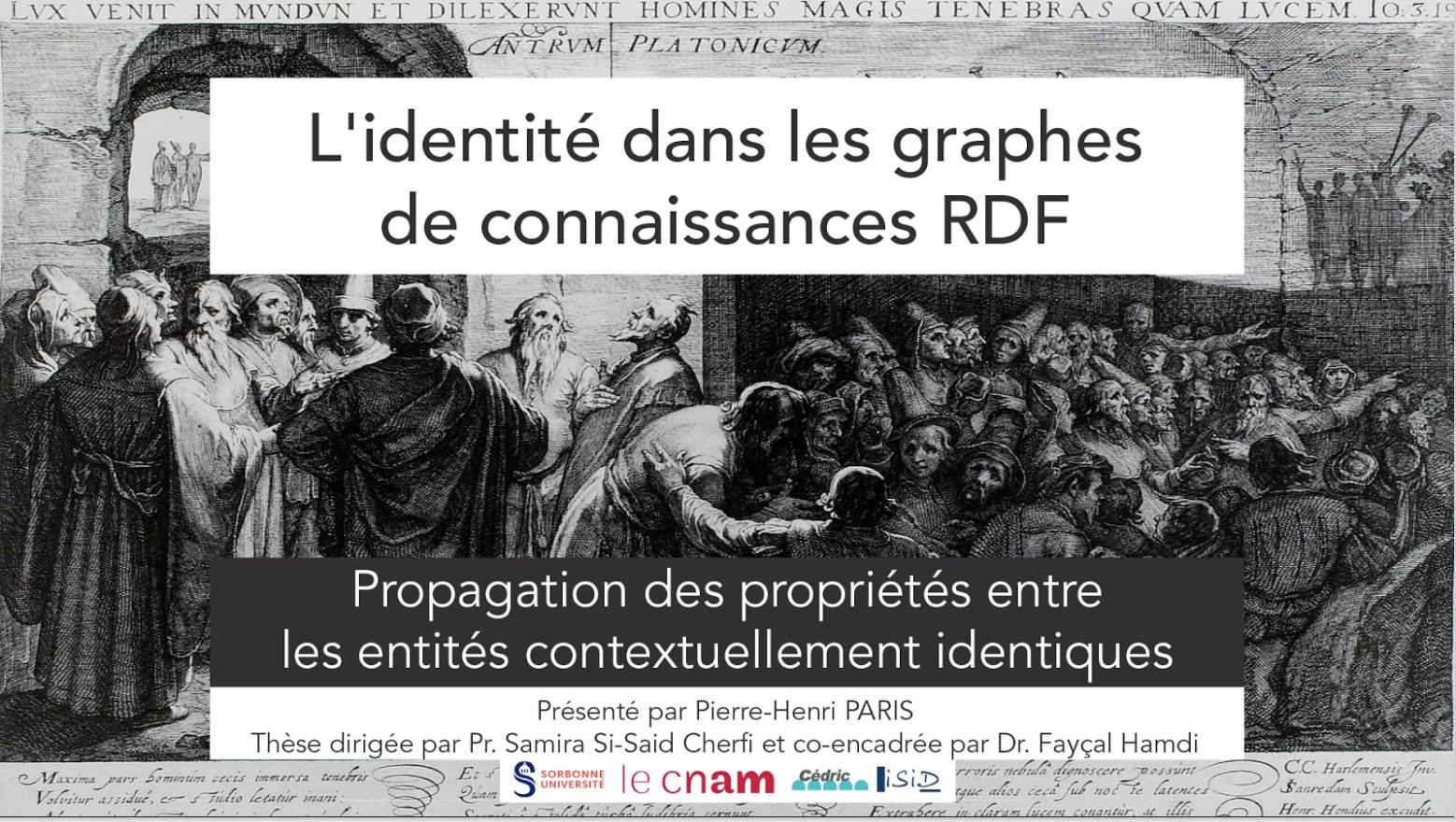 Soutenance de thèse de Pierre-Henri PARIS
